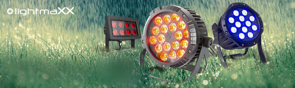LightmaXX Outdoor Flood Lights
