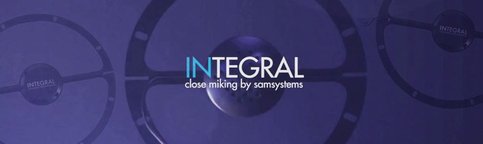 Integral close miking