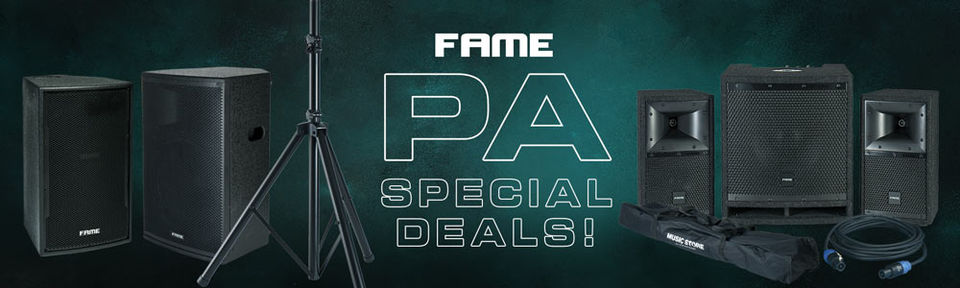 Fame PA Special Deals
