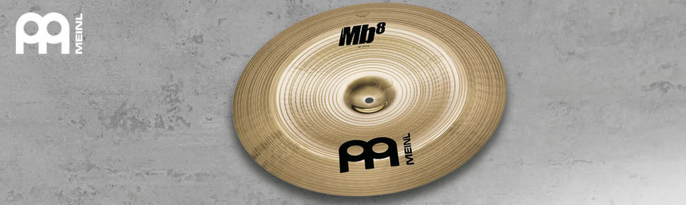 Meinl MB8 China 18