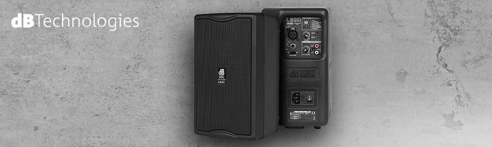 dB Technologies Mini Box L 80D