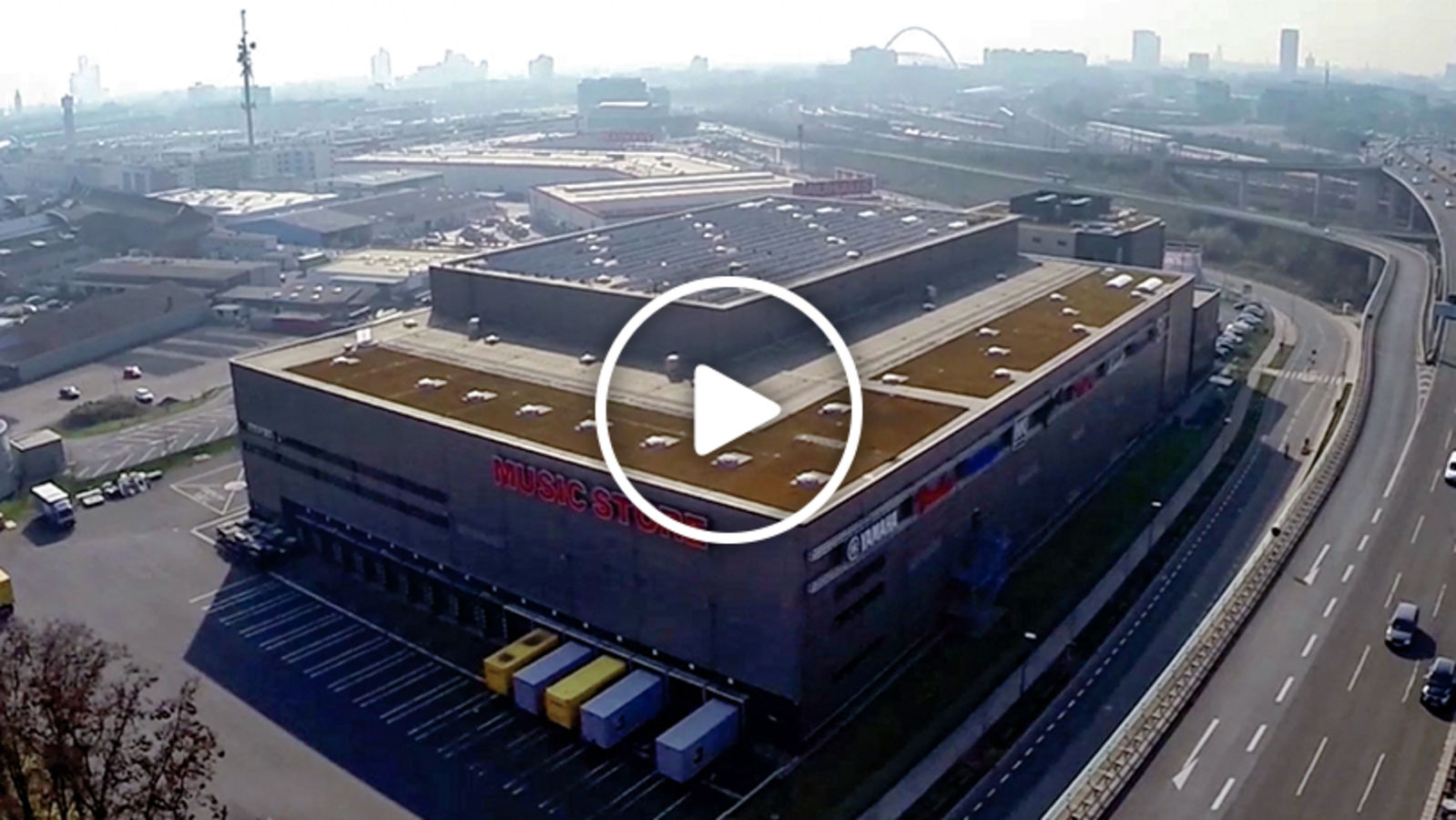 Video: Europe's largest music store